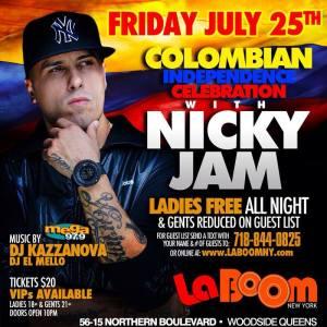 Nicky laboom