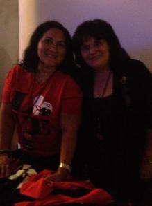 Arlene and I