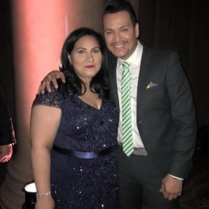 MC Gala Victor and me